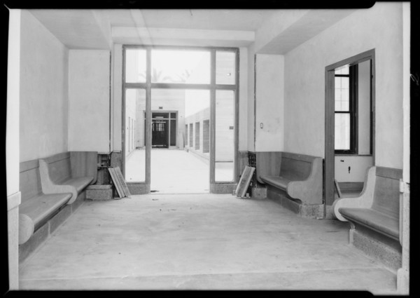 County Hospital, Los Angeles, CA, 1932