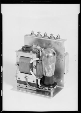 B. eliminator, Southern California, 1932