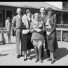 Aviatrix group, California Breakfast Club, Southern California, 1932