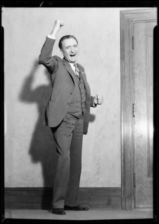 Thomas Ford - councilman, Southern California, 1932