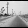 Intersection, File #1AL113318, Cherry Avenue and East Artesia Boulevard, Long Beach, CA, 1932