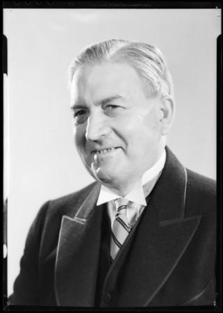 Judge, Southern California, 1932