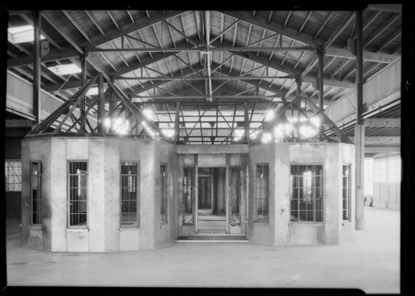Steel house, Southern California, 1935
