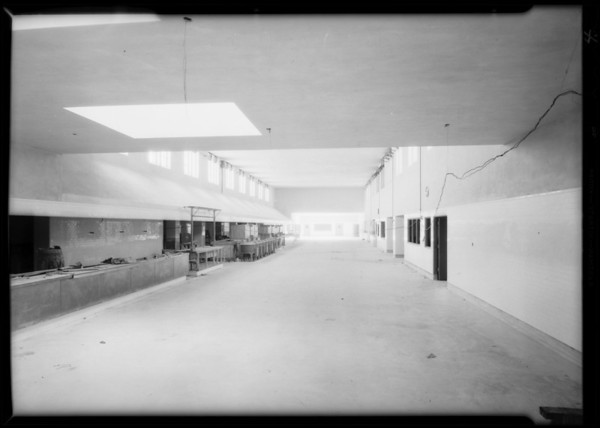 County Hospital, B.V. Collins, Los Angeles, CA, 1932