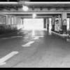May Co. garage, Southern California, 1932