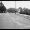 Intersection of South Adams Street and Raleigh Street, Glendale, CA, 1935
