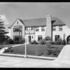 Home, 647 South June Street, Los Angeles, CA, 1928