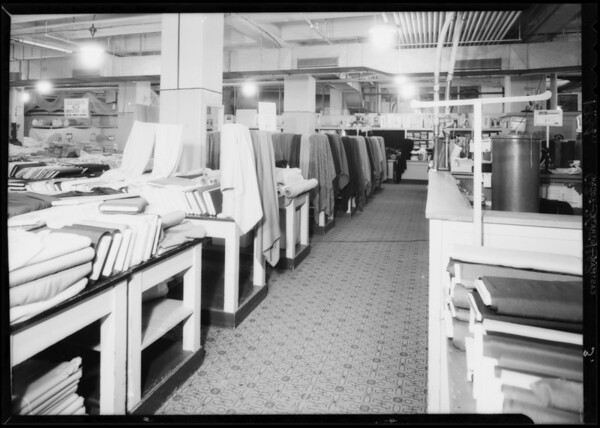 May Co. basement, case of Gorehakoss vs. May Co., Southern California, 1934