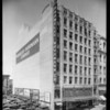 Parmelee Dohrmann Building, 7th Street, Los Angeles, CA, 1928