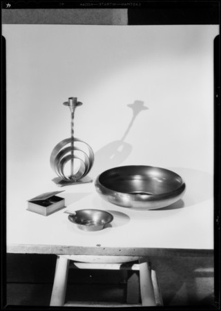 Bullock's stock, Southern California, 1933