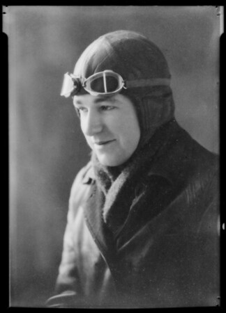 Johnny Denel, Southern California, 1934
