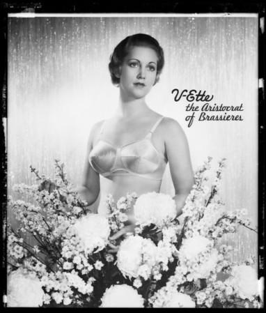 V-Ette ad, Southern California, 1935