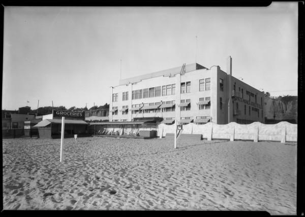 Santa Monica Athletic Club, Santa Monica, CA, 1927
