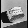 Matinee' tuna can, Southern California, 1933