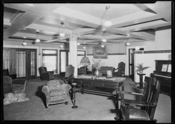 Altendorf Apartments, 692 Valencia Street, Los Angeles, CA, 1926
