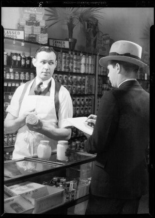 Promotional matter, Southern California, 1934