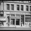 Pacific Southwest Bank, 2nd & Spring Branch, Los Angeles, CA, 1924