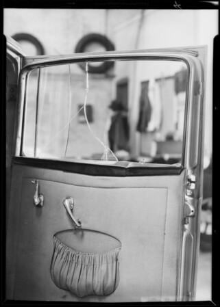 Chrysler sedan, W.N. Arousen, owner, File #33AP84398, Southern California, 1933