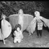 Little girl fairies, Southern California, 1934