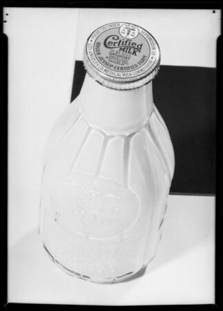 A.A.M.M. Co. bottle, Southern California, 1933