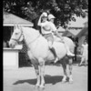 Yabutt and Cherrilly at Pomona Fair, Pomona, CA, 1934