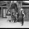 Spanish dancers, theatricals - Riverside fair pageant, Southern California, 1925