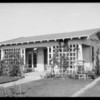 Small home at 218 North Walker Avenue, Bell, CA, 1926
