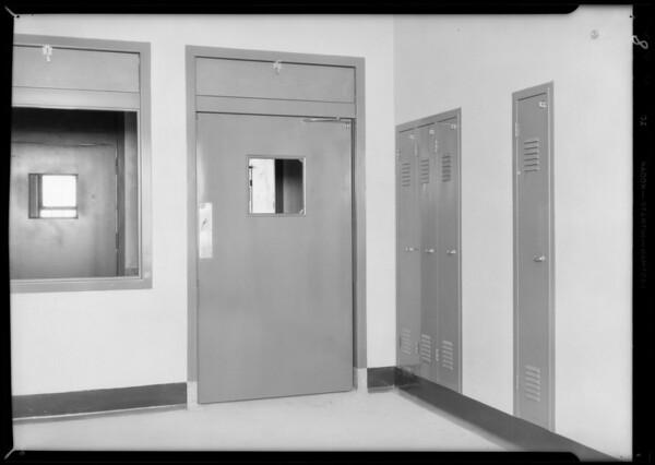 County hospital, Metal Door & Trim Co., Los Angeles, CA, 1932