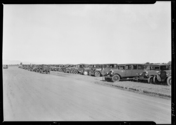 Runnymede Poultry estates, Southern California, 1927