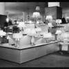 Lamp department, Southern California, 1931