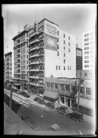 M.J. Connell Building, Southern California, 1927