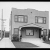 Apartment house - 3362 & 3354 Liberty Boulevard, South Gate, CA, 1925