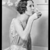 Girl in tub, etc., Southern California, 1932