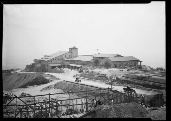 Tract office, Flintridge, La Cañada Flintridge, CA, 1927
