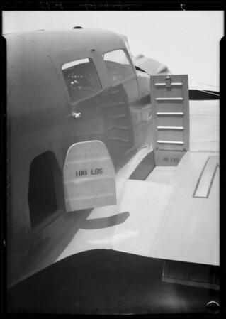 Deluxe cabin ship, Southern California, 1934