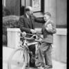 Bicycle winners, Southern California, 1934
