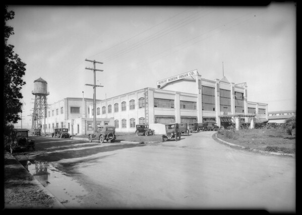 Scenes in Van Nuys, Los Angeles, CA, 1926