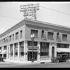 Citizens Trust & Savings branch at Western Avenue & Virginia Avenue, Los Angeles, CA, 1927