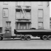8 wheel tank trailer, Southern California, 1932