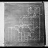 Blueprints of Monrovia Community Hotel, Southern California, 1925