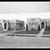 6707 & 6711 3rd Avenue, Los Angeles, CA, 1927