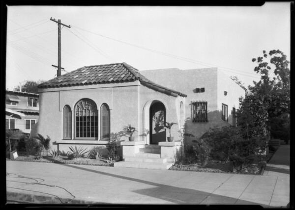 Pacific Ready Cut Homes, Southern California, 1925