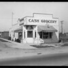 Grocery store, 10525 Avalon Boulevard, Los Angeles, CA, 1928