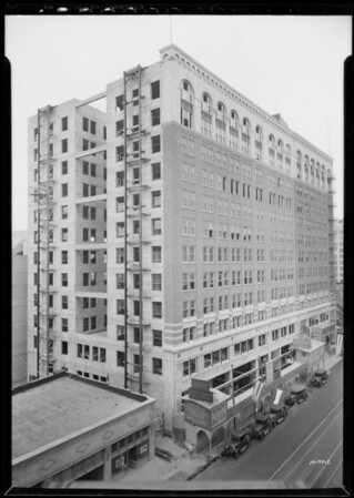 Western Pacific Building, 912 South Broadway, Los Angeles, CA, 1927