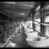 Toilet bowl manufacturing, Southern California, 1928