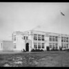 School at West 39th Street and 4th Avenue, Leimert Park, Los Angeles, CA, 1927