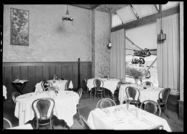 Ernest Grill, 2539 West 6th Street, Los Angeles, CA, 1925