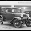 Ford and Rickenbacker, Southern California, 1932