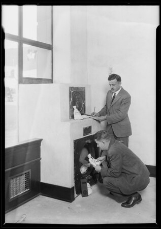 Oak Knoll branch of Los Angeles First National Bank, Pasadena, CA, 1927