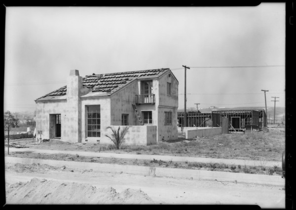 General views, Los Angeles, CA, 1928